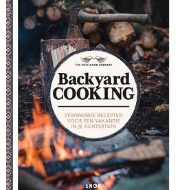Uitgeverij Snor Backyard Cooking (NL)