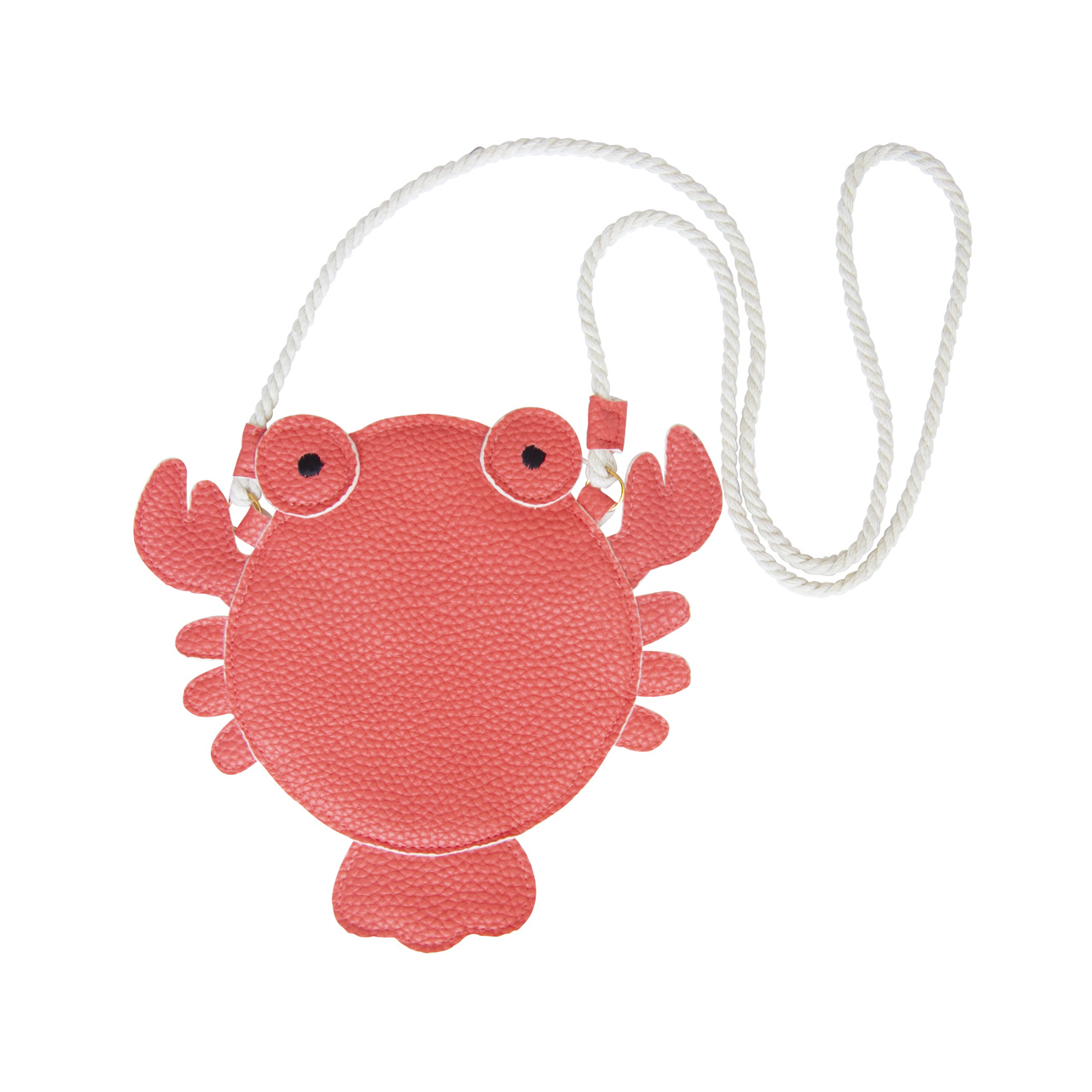 PU Bag Sea Animal Crab