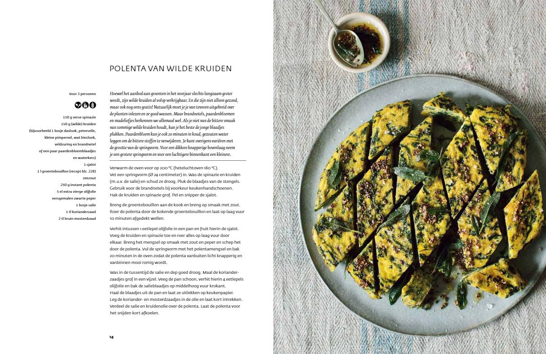 Krautkopf Vegetarian Cookbook (NL)