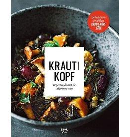 Uitgeverij Snor Krautkopf Vegetarian Cookbook (NL)