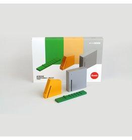 "Ikonic Toys Houten Gekleurde ""Wilde Dieren"" set/3"