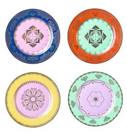 Pols Potten Plates Set / 4 Grandpa
