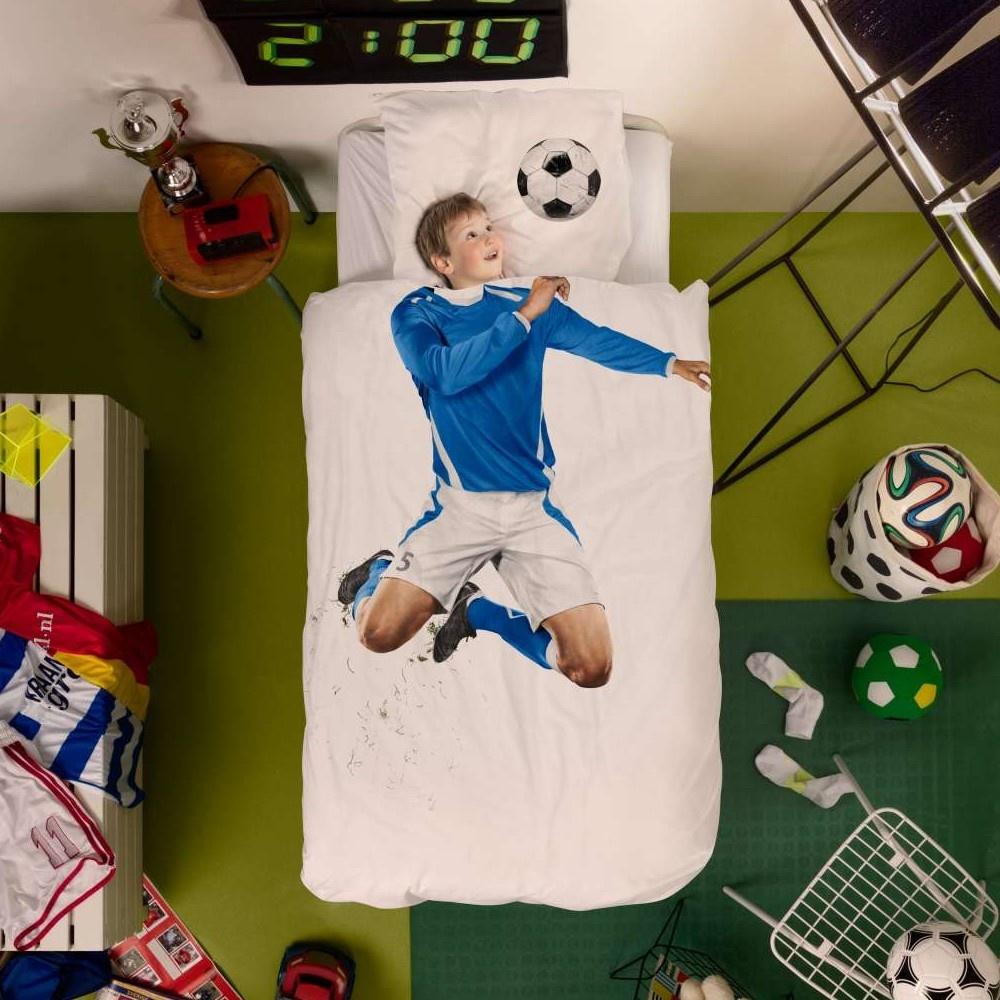 Duvet cover Footballer 1 Person