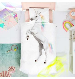 Snurk beddengoed Duvet cover Unicorn 1 Person