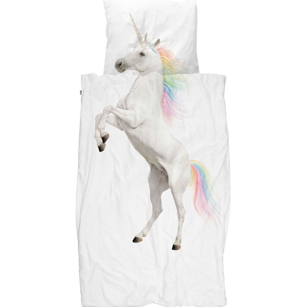 Duvet cover Unicorn 1 Person