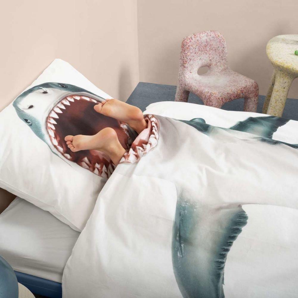 Duvet cover Shark 1 person