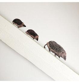 Myrte Wall stickers Hedgehog