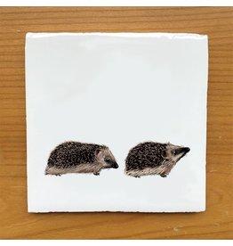 Myrte Vintage tile Hedgehog Jonkies