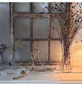 Pols Potten Kandelaar Twiggy with squirrels gold