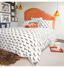 Snurk beddengoed Bettbezug James 2 Personen