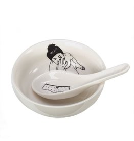 Pols Potten Undressed Bowl Set of 4