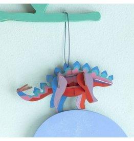 Studio ROOF Ornament, Stegosaurus