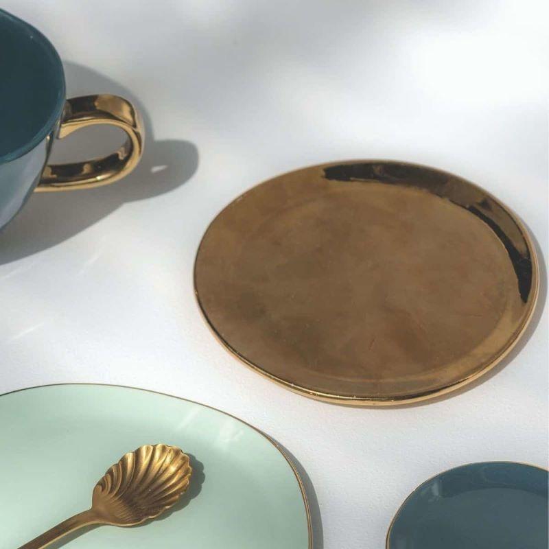 Good Morning Plate, Grow, Green Gold
