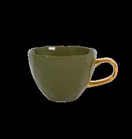 UNC Guten Morgen Tasse verschiedene Farben
