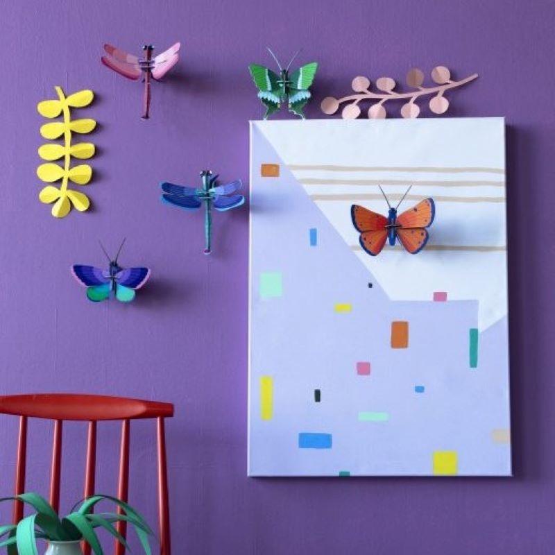 Koperen Vlinder