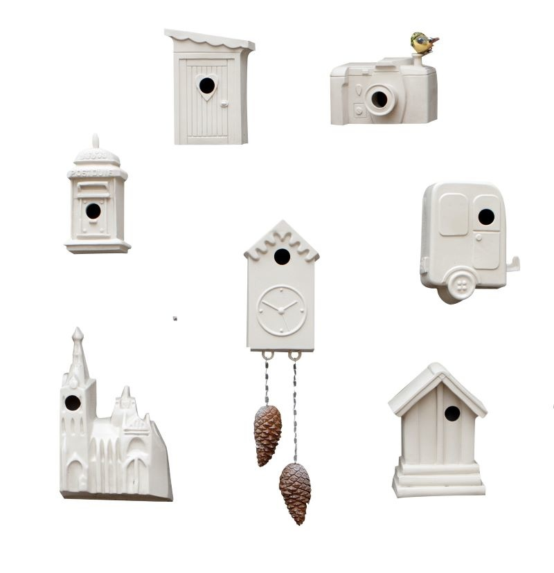 Birdhouse Have a laugh at the bird