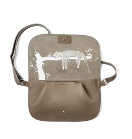 Keecie Tas Crossbody Lazy Boy Moss Used Look