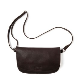 Keecie Tas Crossbody Lazy Boy Donkerbruin