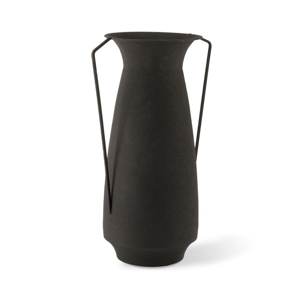 Vases Roman Set 4 Black