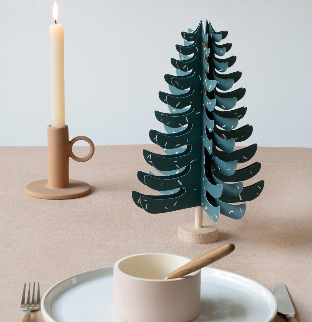 Fir Tree Dark Green