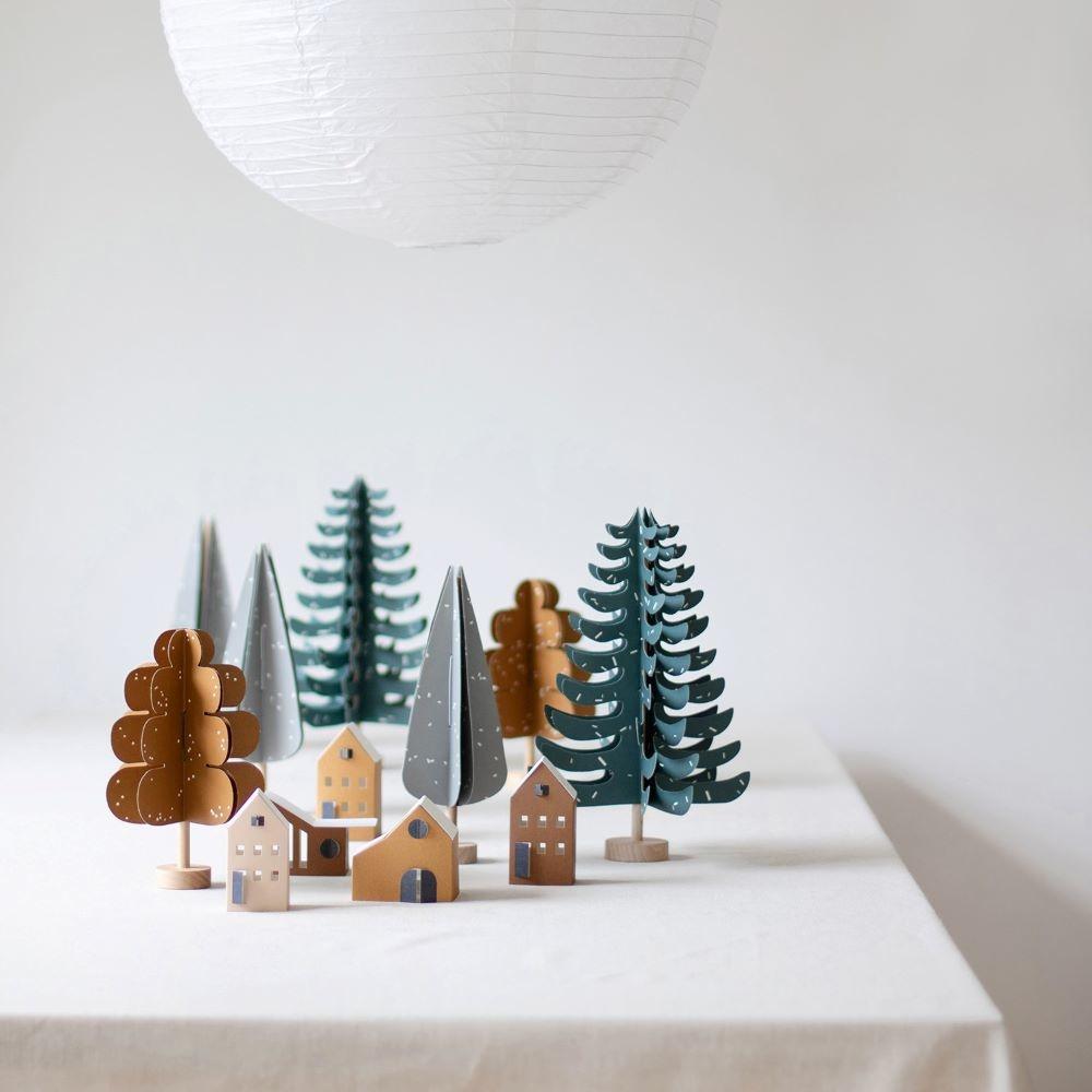 Cypress Tree Grey