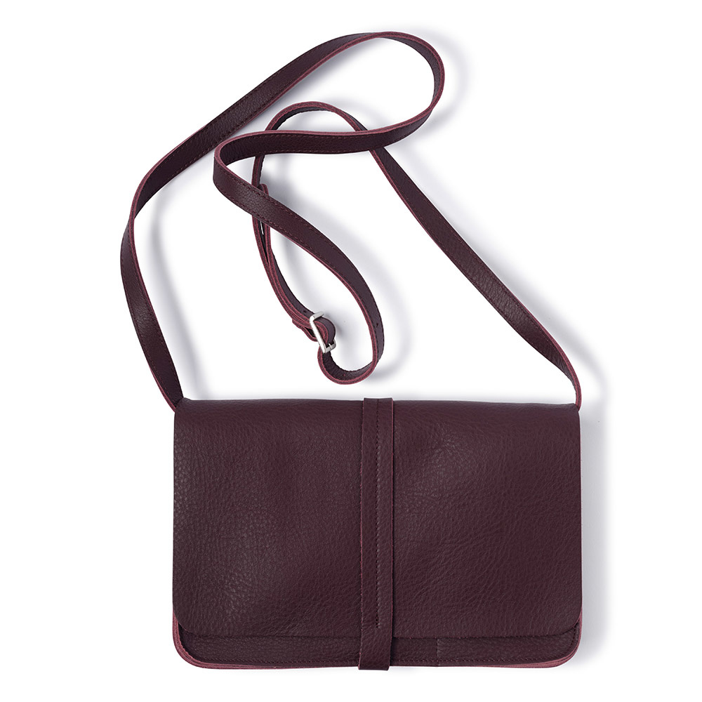 Bag Off Duty Aubergine
