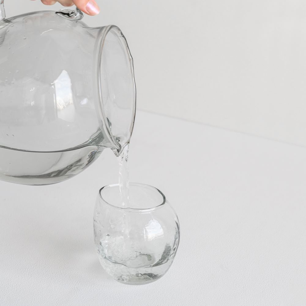 Glass Water Jug Unexpected