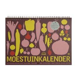 Uitgeverij Snor Gemüsegarten Kalender