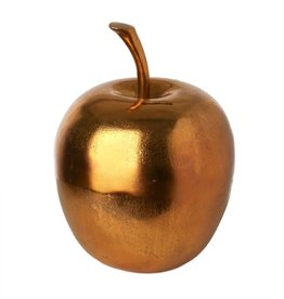Pols Potten Money box Apple Gold