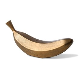 Pols Potten Sparbüchse Banana Gold