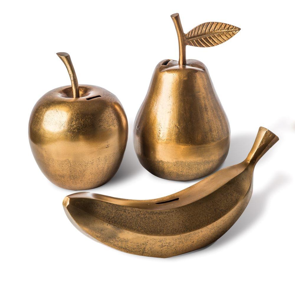 Spaarpot Banaan Goud