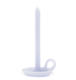 Ontwerpduo Candle and Candlestick Tallow Lavender