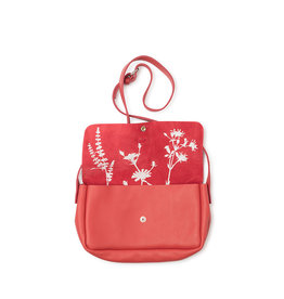 Keecie Picking Flowers Coral bag