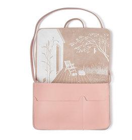 Keecie Tas Off Duty Soft Pink