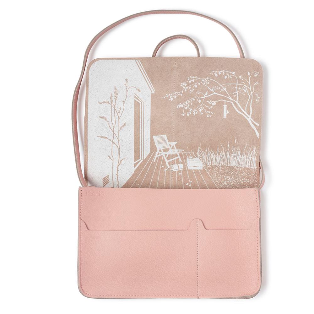 Bag Off Duty Soft Pink