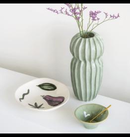 UNC Vase Papier Maché Cactus