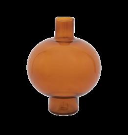 UNC Vase Goldene Eiche