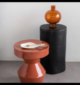 UNC Vase Golden Oak