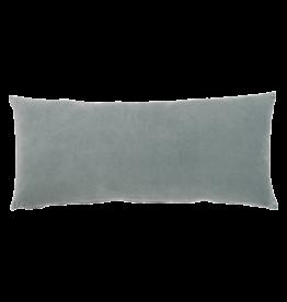 UNC Cushion Vintage Velvet Desert Sage