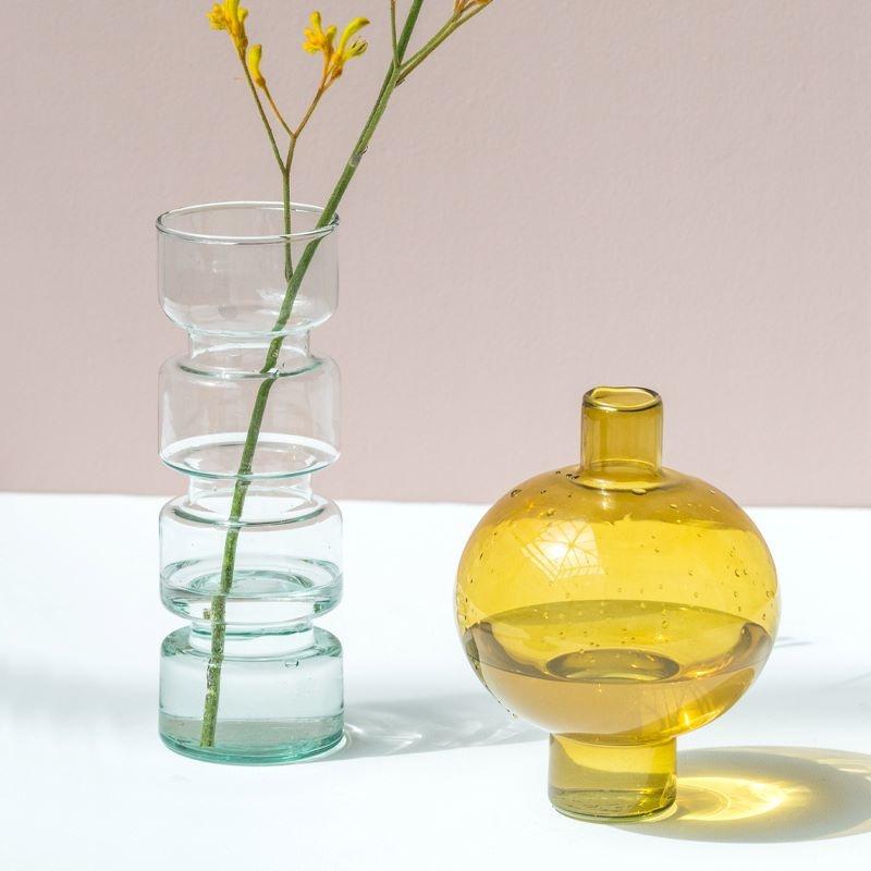 Vaas Paloma Gerecycled Glas