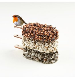 Carmela Bogman Desserts For Birds Single -Classic Black
