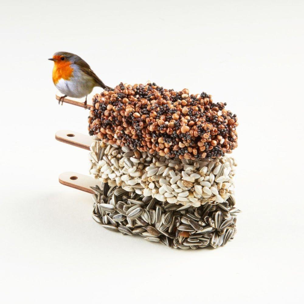 Desserts For Birds Single -Classic Black