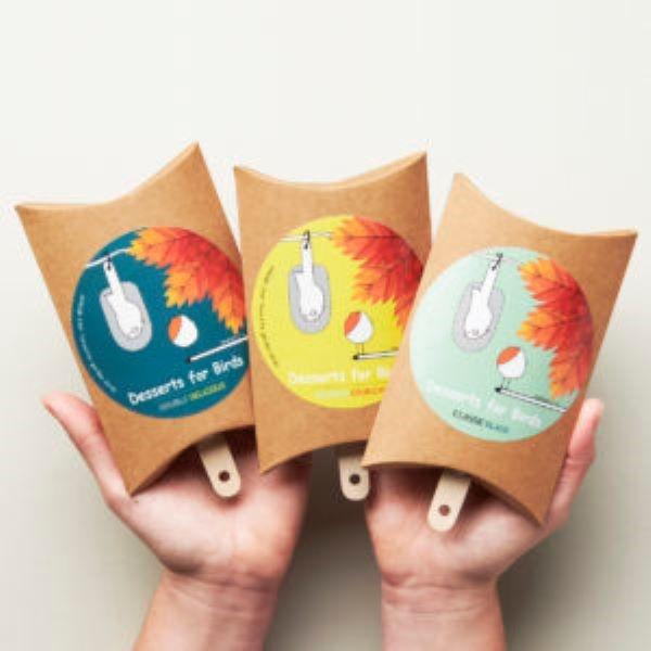 Desserts For Birds Single - Crunchy Crunchy
