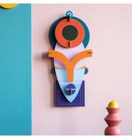 Studio ROOF Deluxe Masker Lamu