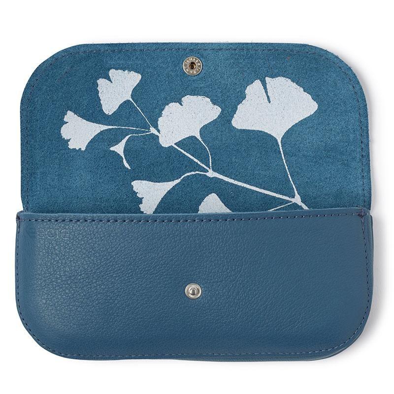 Sunglasses case, Sunny Greetings, Faded Blue
