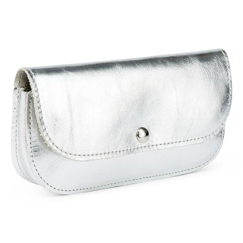 Sunglasses case, Sunny Greetings, Silver