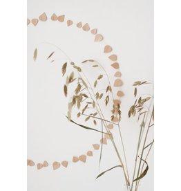 Jurianne Matter Zweig-Blätter, die Beige erröten