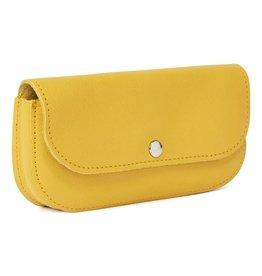 Keecie Sunglasses case, Sunny Greetings, Yellow