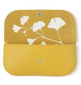 Keecie Sunglasses case, Sunny Greetings, Yellow