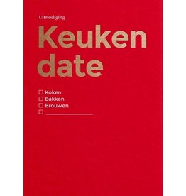 Happy Whatever Keuken Date